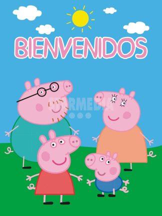 PIZARRAS PEPPA PIG