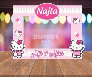 Selfie Hello Kitty
