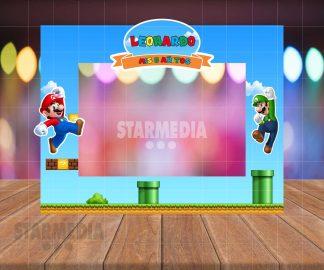 Selfie Mario Bros