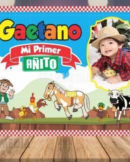 GRANJA DE ZENÓN