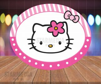 FONDO DE MESA HELLO KITTY