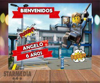 Fondos Infantiles Lego