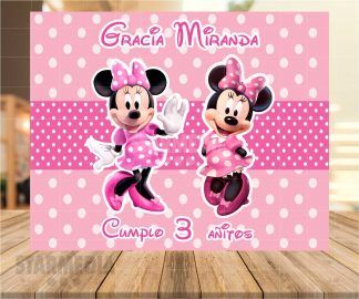 FONDO DE MESA MINNIE MOUSE