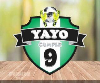 fondo deporte guantes arquero - decoración cumpleaños insignia