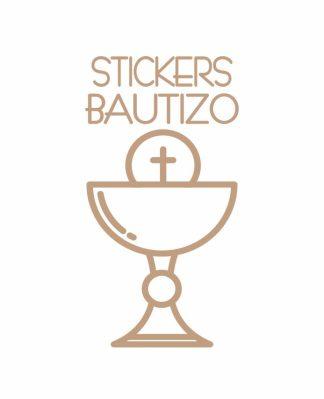 Stickers Bautizo